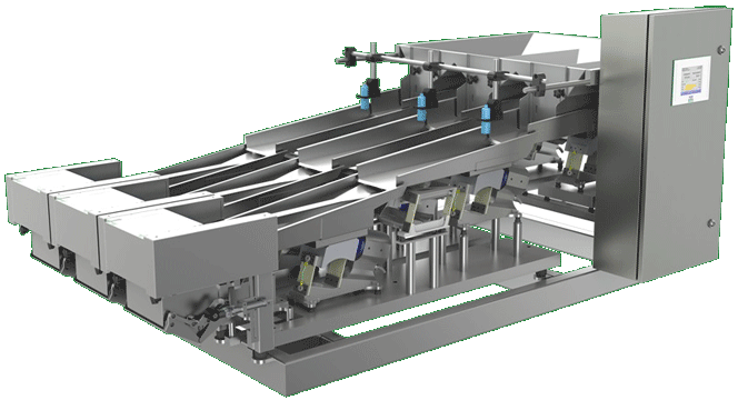 NewWeigh Linear Weighers