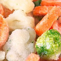 IQF groente