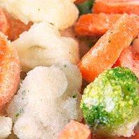 IQF légumes