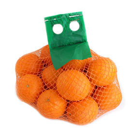 Net sinaasappels