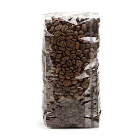 Zak koffiebonen