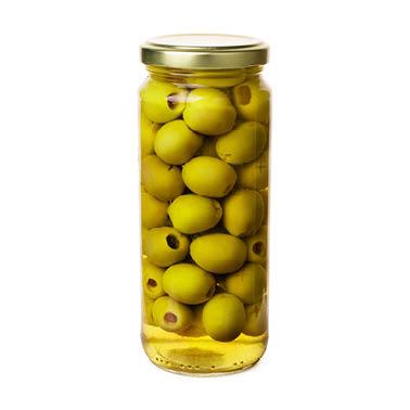 Pot olijven